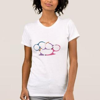 Women's Brass Knuckles Tee Shirt