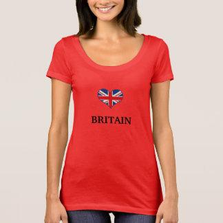 Women's British T-shirt
