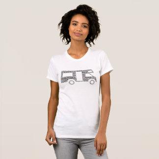 Women's Camper Short Sleeve T-Shirt