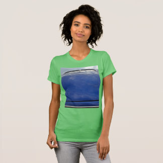 Women's car reflection t-shirt