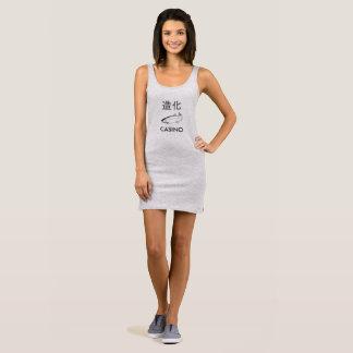Women's Casino Tank Dress