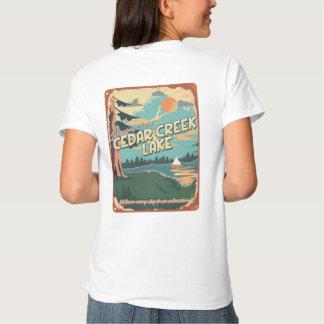 Women's Cedar Creek Lake T-Shirt