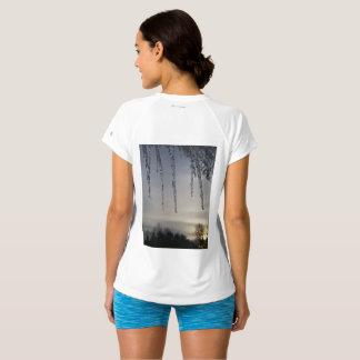 Women's Champion Double-Dry V-Neck T-Shirt