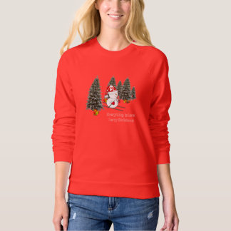 Women's CHRISTMAS SweatShirt
