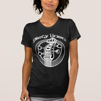 Women's Classic Dirty Linen logo Tee Shirts