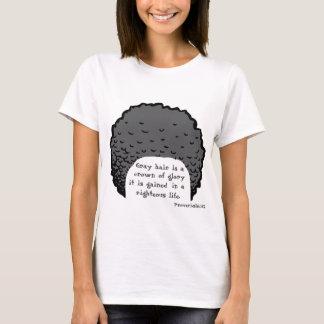 Womens crown of glory Tshirt