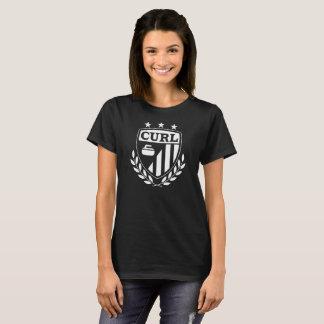 Women's Curling Crest T-Shirt