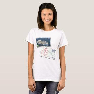 Women's Customizable 2-Sided T-Shirt