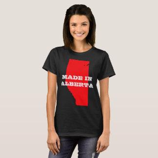 Women's Customizable Made in Alberta T-Shirt