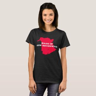 Women's Customizable Made in New Brunswick T-shirt