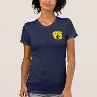 Women's Dark Classic ZED Logo T-Shirt
