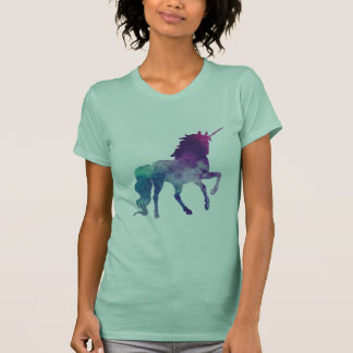 Women's Dazzling, Dreamy Unicorn  T-shirt