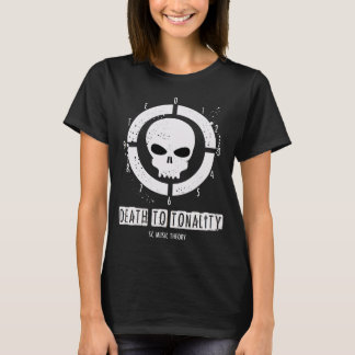 Women's Death to Tonality (SC Music Theory) Tee