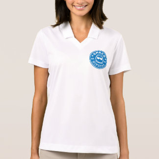 Women's Dry-Fit Space Hipsters Polo