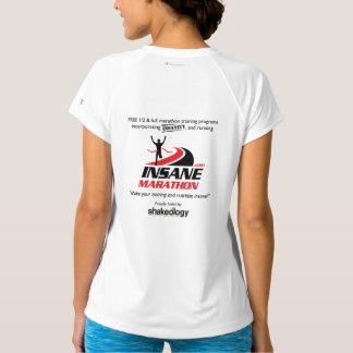 Women's Dry Fit V-Neck Running Shirt