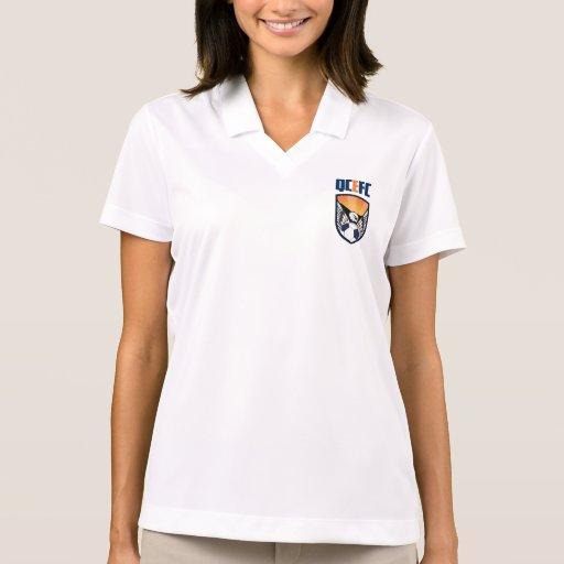 Womens Eagles Golf/Sport Polo Polo
