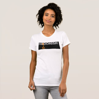 Women's Fitted Signature Hedonism Tee