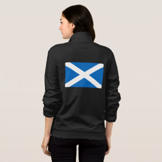 Women's  Fleece Jogger with flag of Scotland