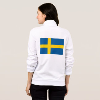 Women's  Fleece Jogger with flag of Sweden