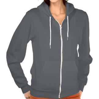 Women's Fleece Zip Dressage Hoodie