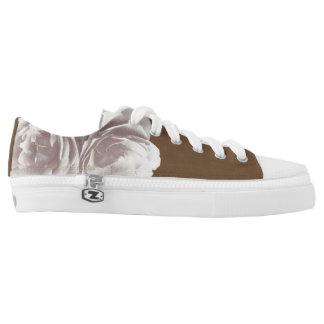 Women's floral sneakers