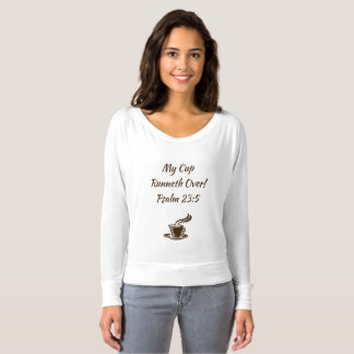 Women's Flowy Christian Motivational T-Shirt