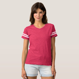 Women's Football T-Shirt It's always game 6