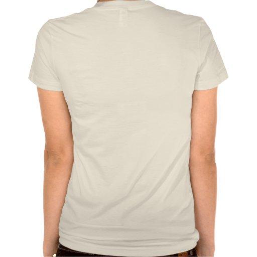Womens Forks, Washington Backwoods Angel Shirt Shirt