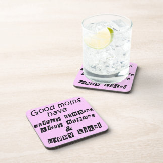 Womens funny gifts unique gift idea coaster sets