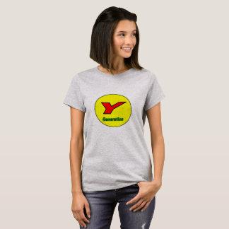 Womens Generation Y T-shirt