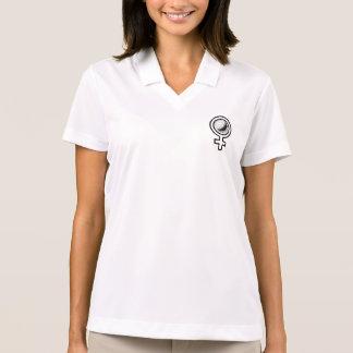 Women's Golf Polo T-shirt