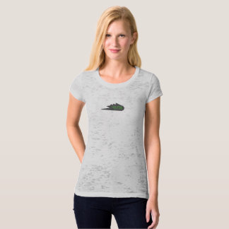 womens grind skateboarding shirt