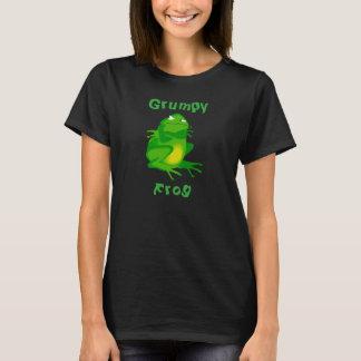 Women's Grumpy Frog T-Shirt