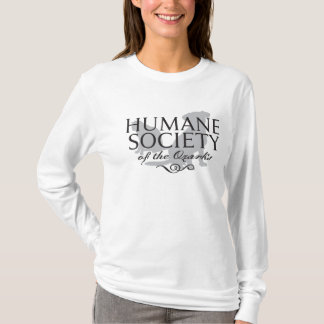 Women's Hanes Long-sleeved HSO Logo Shirt (S - 2X)