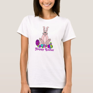 Womens Happy Easter T-Shirt