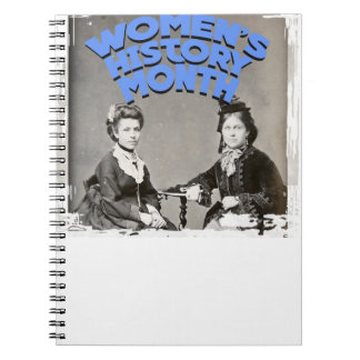 Women's History Month Notebooks
