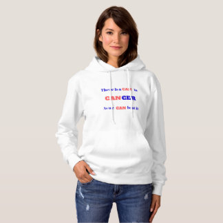Women's Hoodie There's a can...