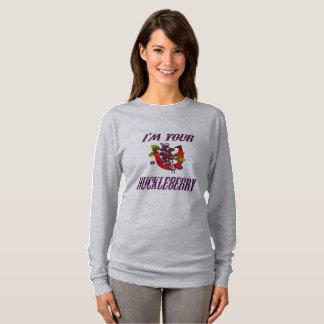 Women's HorseShoes Basic Long Sleeve T-Shirt