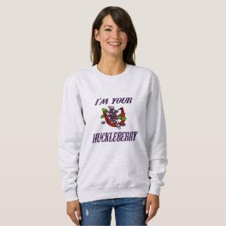 Women's HorseShoes Basic Sweatshirt