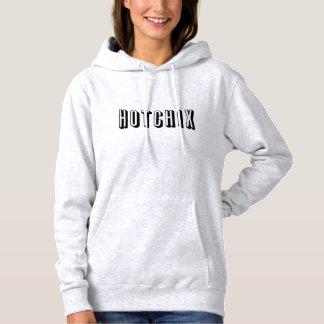 "Women's ""HOTCHIX"" Hooded Sweatshirt"