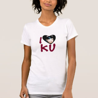 Women's I Heart Ku Tank Top