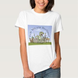 Womens Ich Bin Ein Berliner T-Shirt