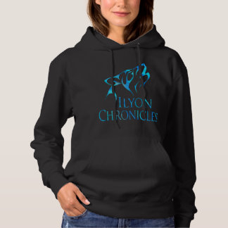 Women's Ilyon Chronicles Blue Wolf Hoodie