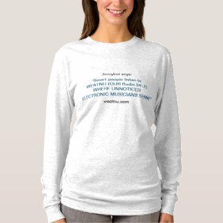 Women's Jazzykat WEATNU T-Shirt, Ash T-Shirt