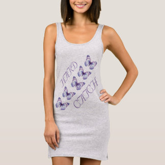 Women's Jersey Hard To Catch Tank Dress