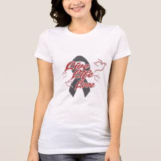 Women's Jersey T-shirt w/LLL Red/Grey logo