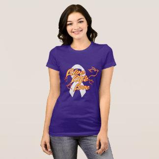 Women's Jersey T-shirt w/LLL white ribbon logo