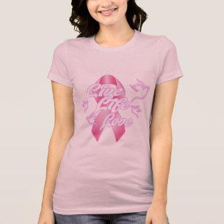 Women's Jersey T-Shirt w/ Pink LLL logo