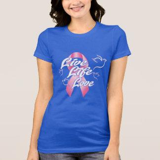 Women's Jersey T-shirt w/Pink LLL logo