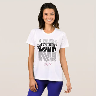 Women's King Of Kings Sport-Tek Competitor T-Shirt